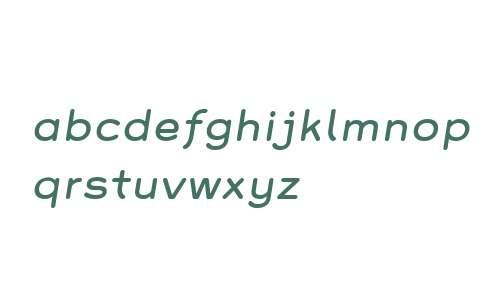 Grover Italic