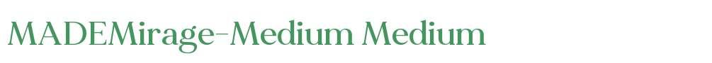 MADEMirage-Medium