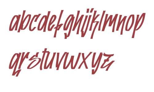 Greatwriten Italic