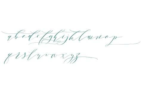 Melika Letter A