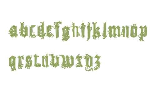 CF Gothika Regular