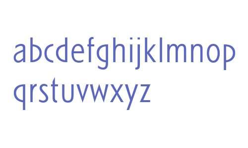 Linotype Spitz W01 Light