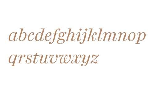 MillerDailyOne-Italic