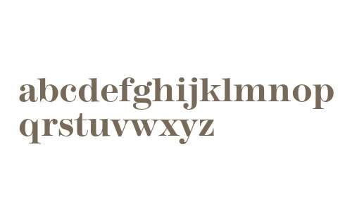 Modern TwoSxtn ITC Std Bold