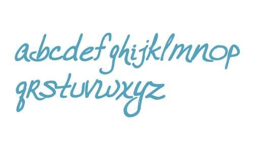 VTC JoeleneHand Bold Italic