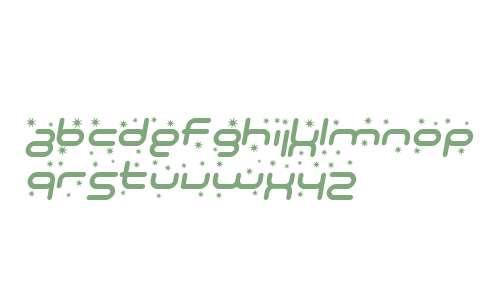 SF Technodelight Italic V2 V1