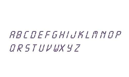 Time Italic
