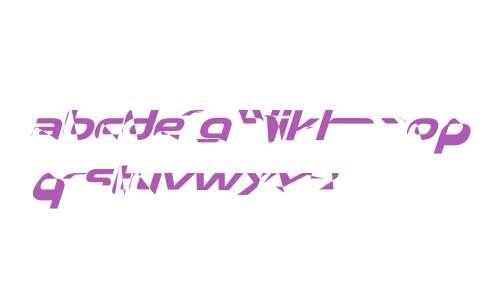 Snasm W00 Italic
