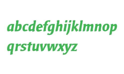 Bardi W00 Bold Italic