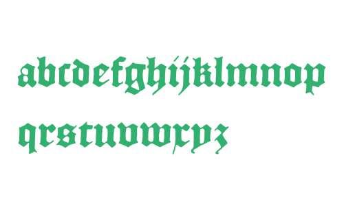 Historical-EnglishTextura