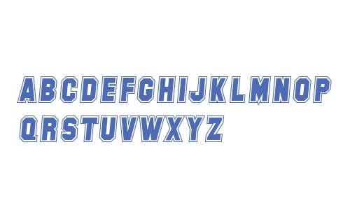 SF Collegiate Italic V1 V1