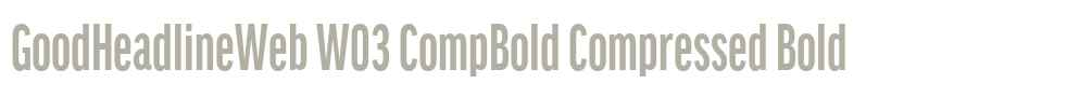 GoodHeadlineWeb W03 CompBold