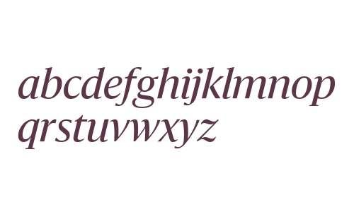 Sanomat Web Regular Italic