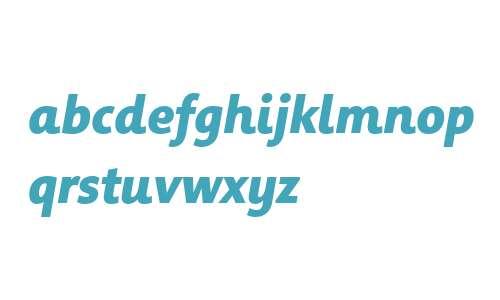 Informa W02 Bold Italic