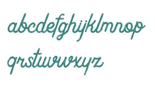 Laticka Script