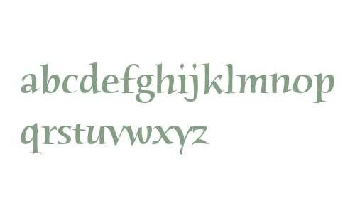 Humana Serif ITC W04 Medium