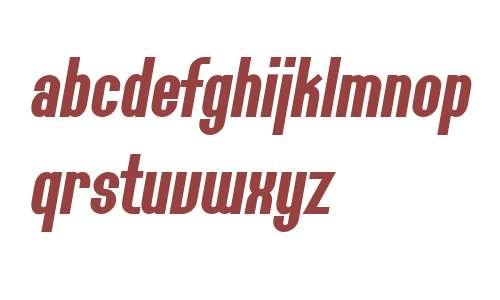 SF Willamette Bold Italic V1 V2