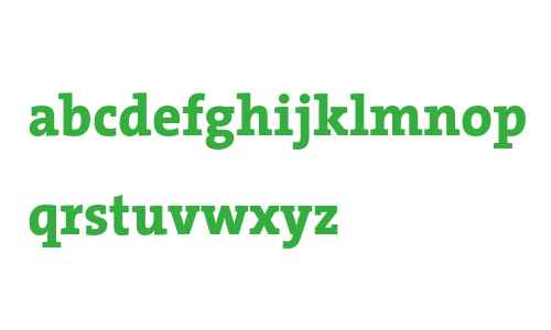 TheSerif ExtraBold Plain