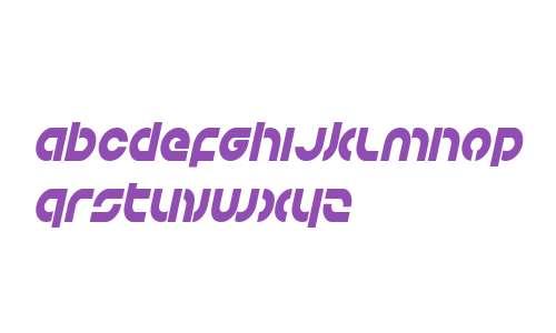 Kovacs Condensed Italic