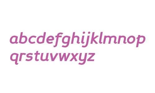 Perspective Sans Bold Italic V2