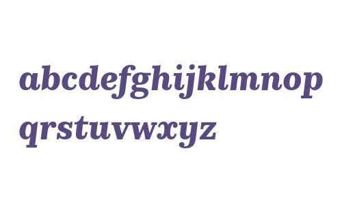 KazimirText Bold Italic