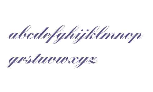 Kuenstler Script LT Std Black