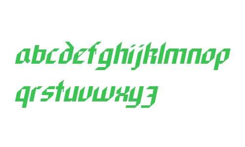 Gothic  Italic