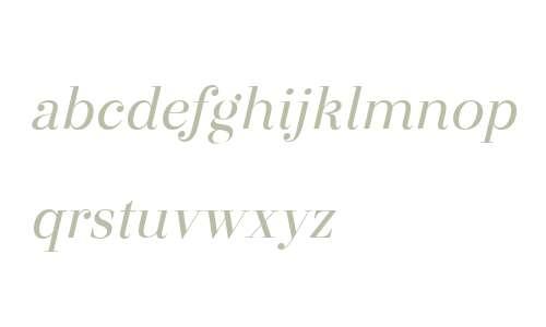 Otama Display W00 Italic
