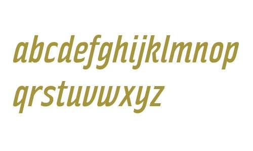 RakeslyRg-Italic