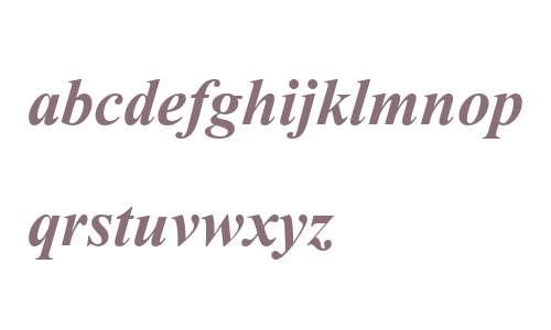 Angsana New Bold Italic