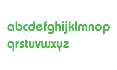 ITC Bauhaus Demi Cyrillic