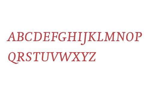 Swift Light SCOsF Italic