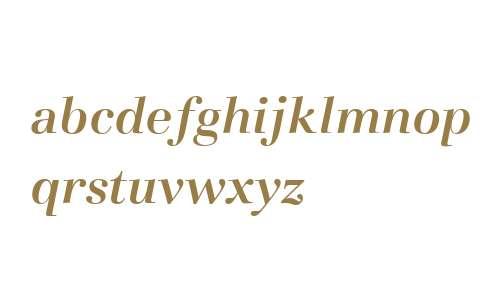 Basilia W00 T Medium Italic
