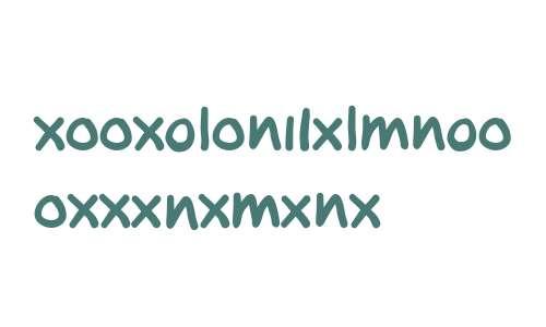 Oxmox OT W90 Bold