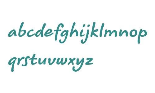 Koorkin W04 Bold Italic