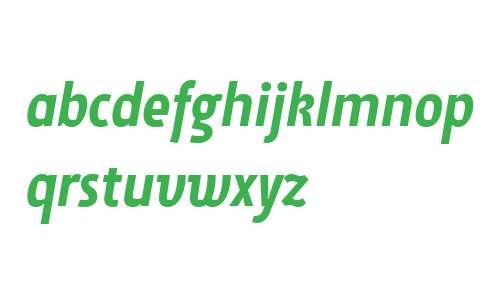 Suomi Sans W01 Medium Italic