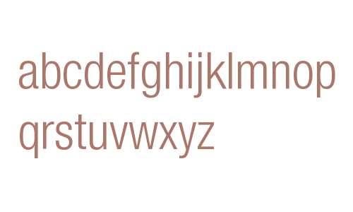 HelveticaNeue-LightCond