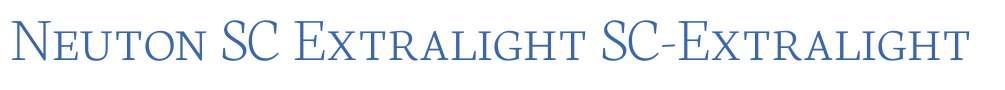 Neuton SC Extralight