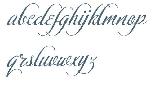 Calligraphyscript