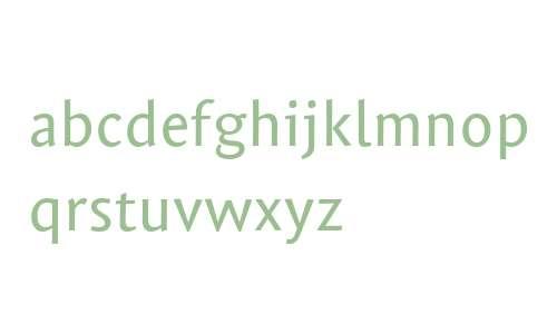Mantika Sans W06 Regular
