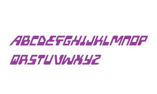 Xped Super-Italic