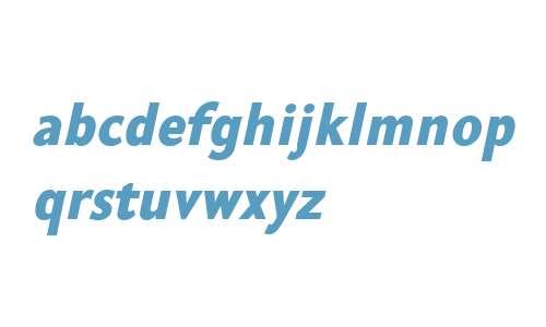 GHEA Koryun W01 Black Italic