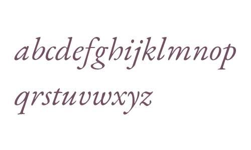 EB Garamond Italic