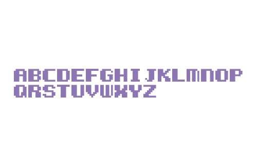 Kemco Pixel Bold
