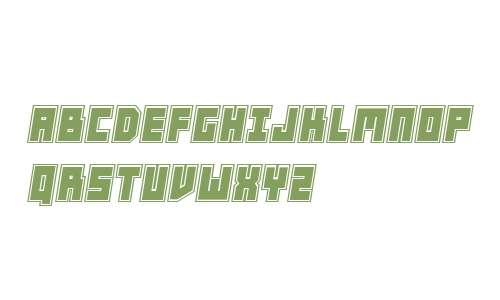 Players College Italic