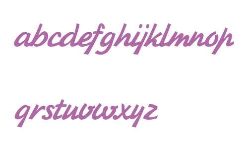 KursivC Bold