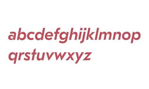 GT Eesti Pro Text Medium Italic