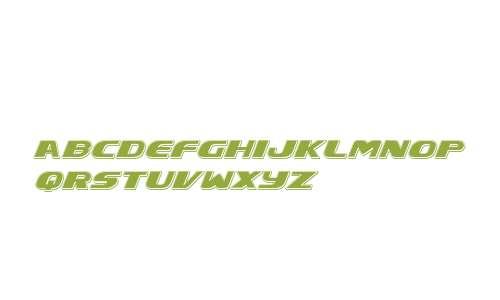 Xcelsion Punch Italic Italic