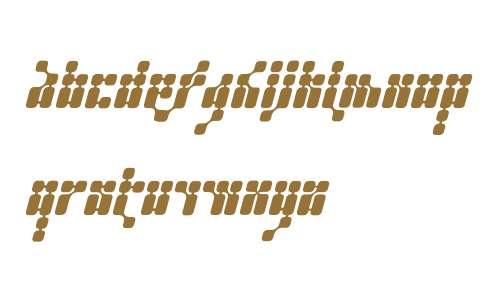 Kernfusion-Italic