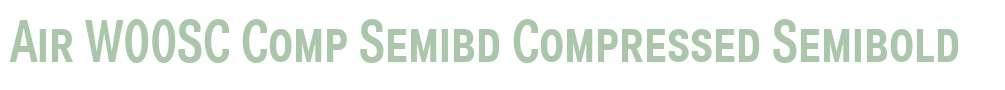 Air W00SC Comp Semibd